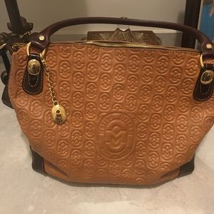 Gorgeous Marino Orlandi Leather Handbag
